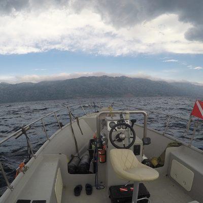 Nurkowanie w Chorwacji Sv.Kristofor