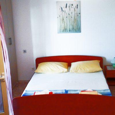 Noclegi w Chorwacji - Pokój 5 łóżko