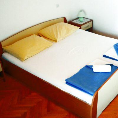 Noclegi Wyspa Pag - Studio łóżko
