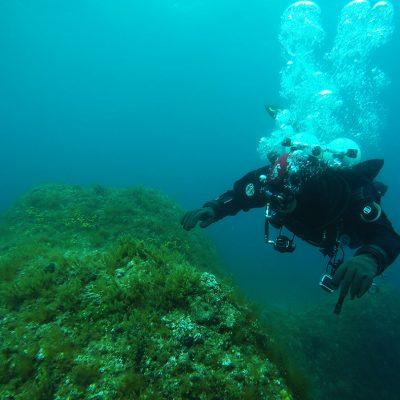 Sv.Kristofor - podwodna góra