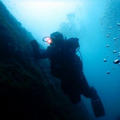 Sv.Kristofor nurkowanie w Chorwacji