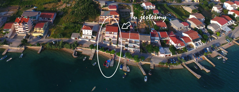 Noclegi w Chorwacji - Baza Aquamatic