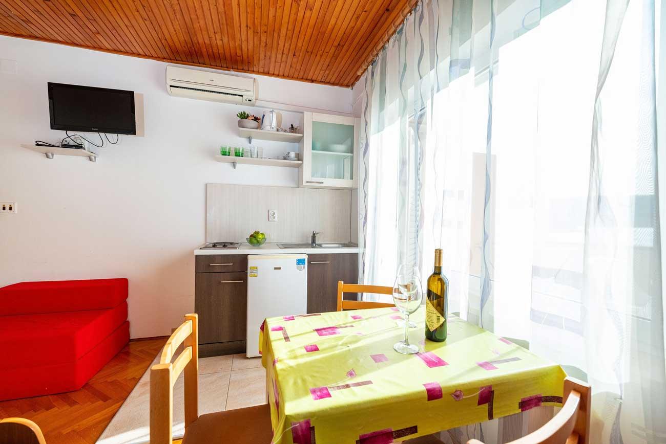 Apartament 6 - Noclegi Metajna, Wyspa Pag